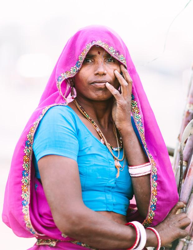 Pushkar, Rajasthan, India 2016