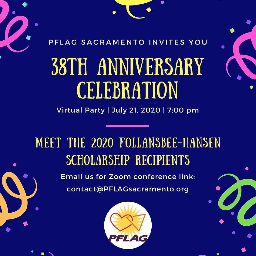 Anniversary Celebration & Scholarship Announcements