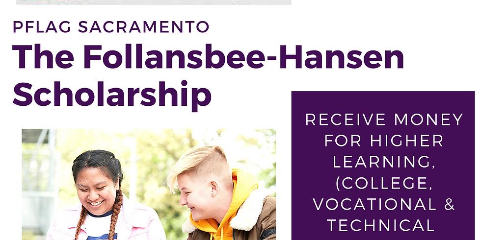 PFLAG Sacramento Scholarships