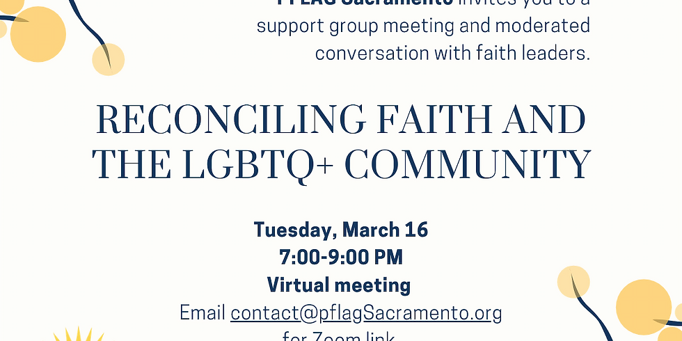 Reconciling Faith and the LGBTQ Community
