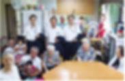 みんなでつくる尾花沢の会|尾花沢市長候補菅根みつお|大阪市高齢者宅老所居場所づくり視察