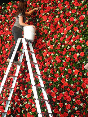 Wedding and Event Flower Walls