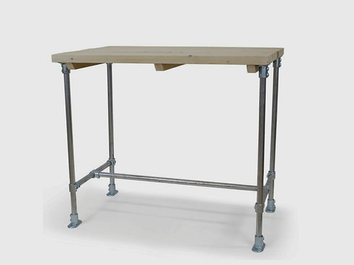 Rectangle Scaffold Bar Table