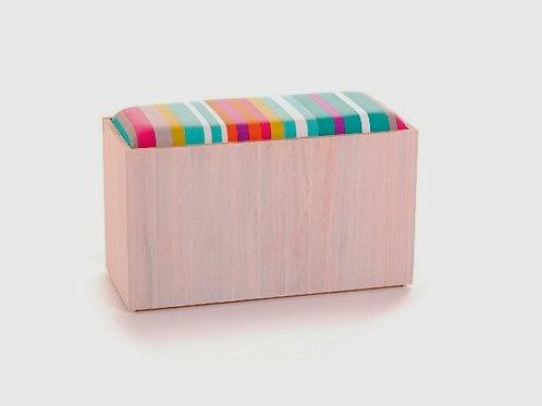 Stripy Bench