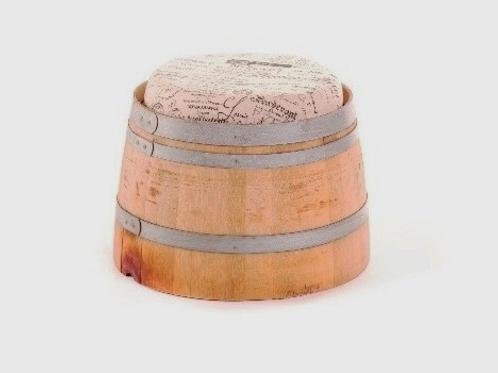 Paris Barrel Stool