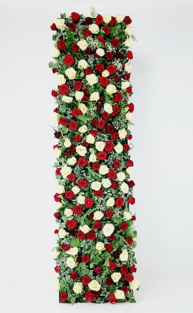 Event and Wedding Flower Walls