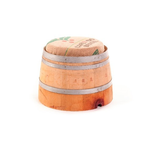 Coffee Barrel Stool