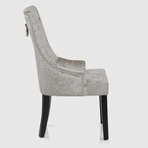 Mink Studded Chair