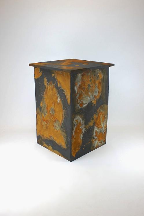 Rust Bar Table
