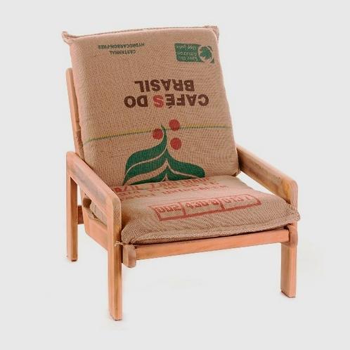 Coffee Bean Armchair