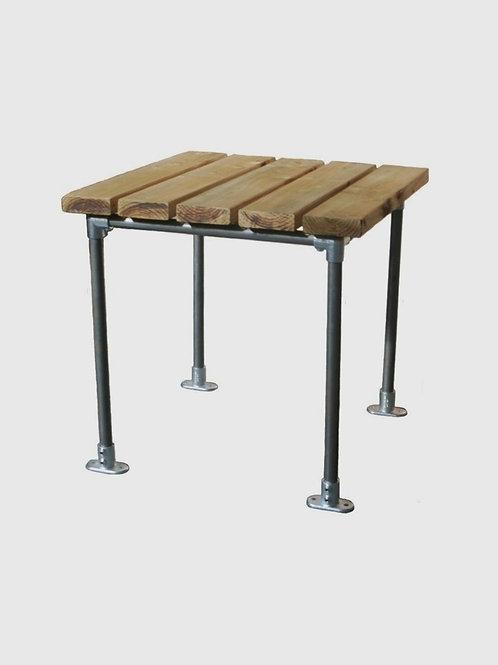Square Scaffold Bar Table