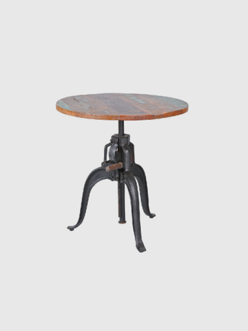 Crank Bar Table
