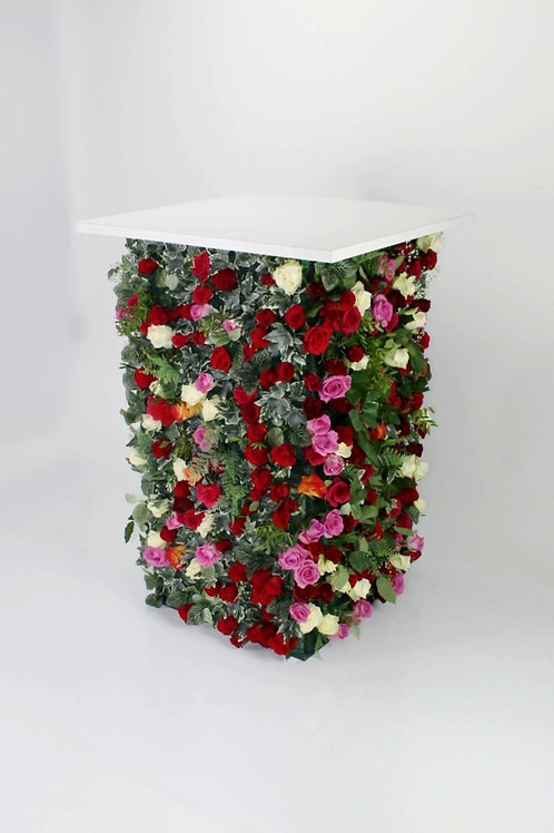 Flower Bar Table