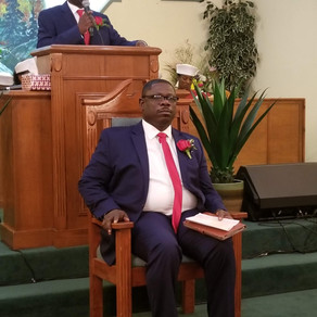 Welcome, Pastor Seneque Saintil to Gulf Stream