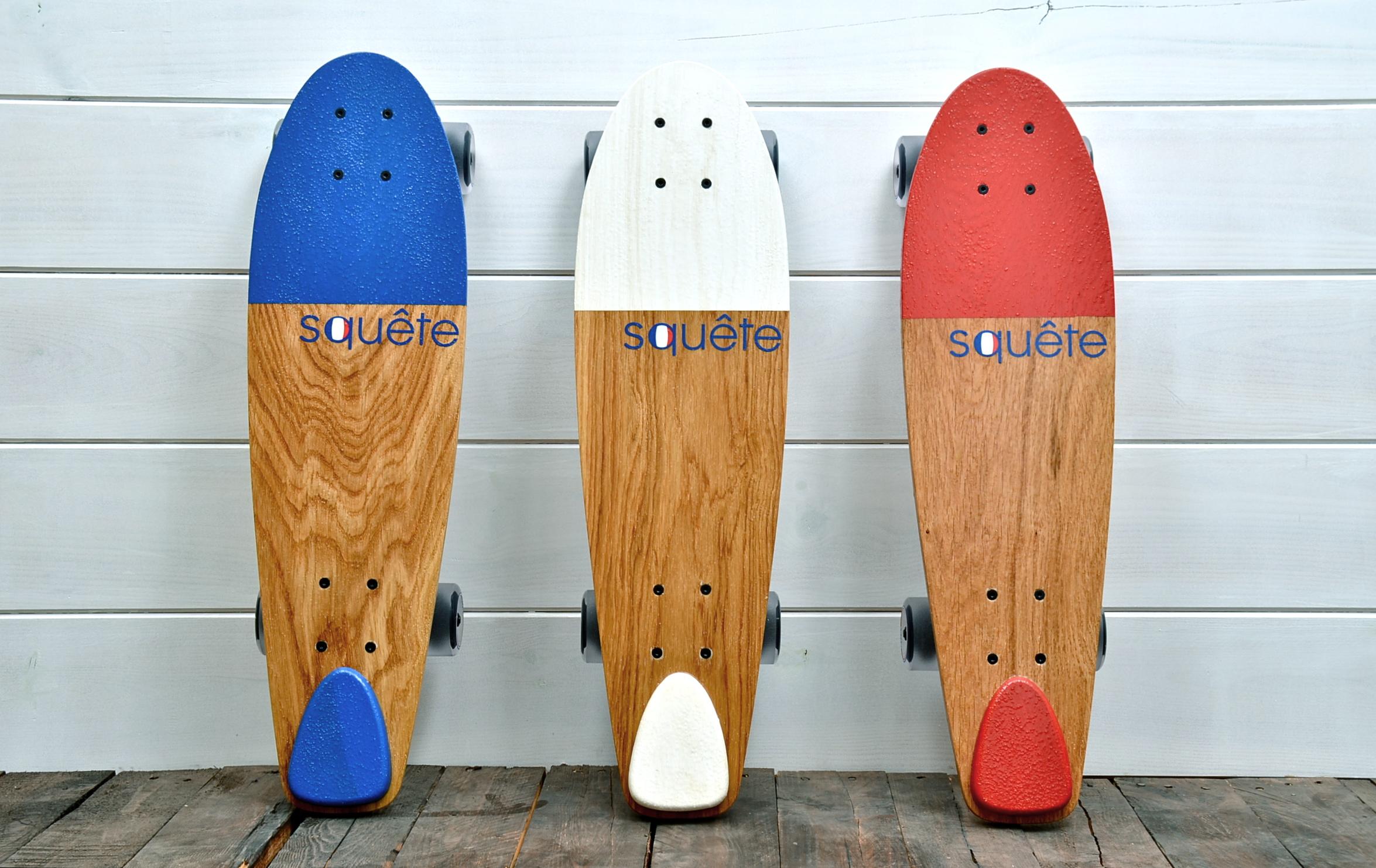 Squête skateboard