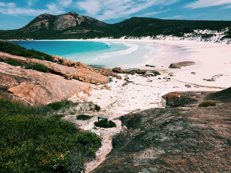 Cross Country Road Trip Part 1: Perth to Adelaide