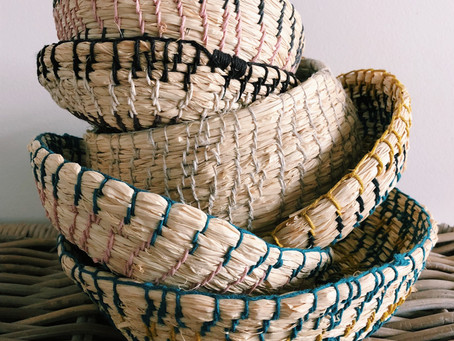 Woven Vessels of Wonder