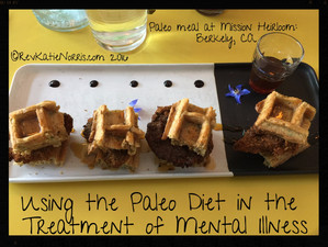 Using the Paleo Diet in the Treatment of Mental Illness