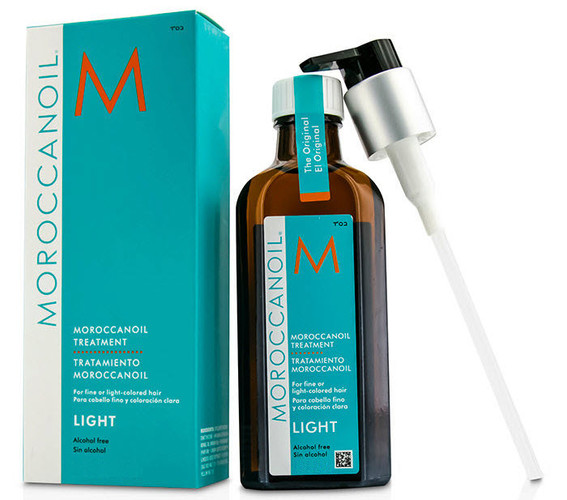 MOROCCANOIL Hair Treatment Light - Alcoh