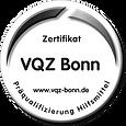 VQZ Logo Zertifikat