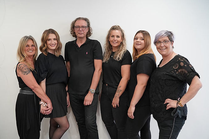 Team Yves-Hairdesign