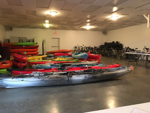 Triple P Kayaks and Bikes