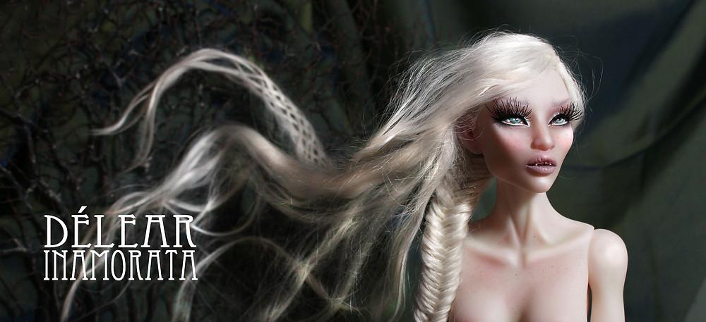 Dénear The Sirens Twins Inamorata 2.0 OOAK Charo Busty Milk art doll bjd haute couture emiliacouture em'lia