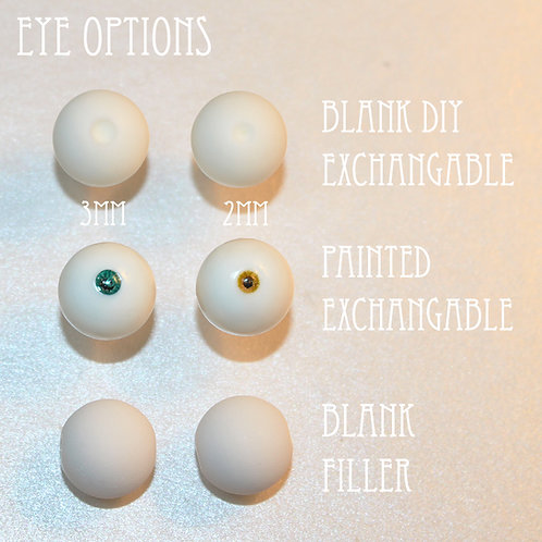 One Pair of Exchangeable Eyes