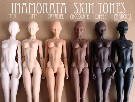 Blank Dolls