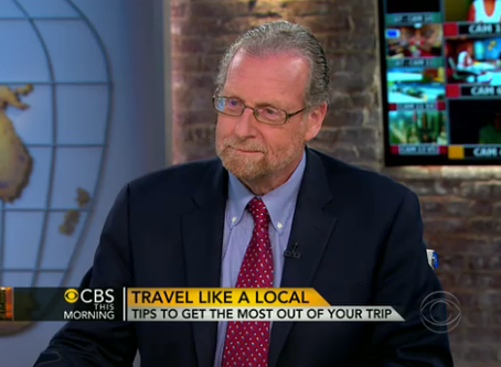Bone Daddy's BBQ appeared on CBS News, Peter Greenberg's Best Food off America's Highways