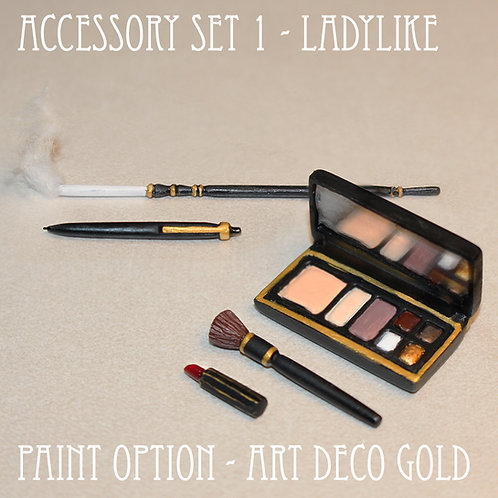 "Accessory Set 1 (""Lady-Like"")"