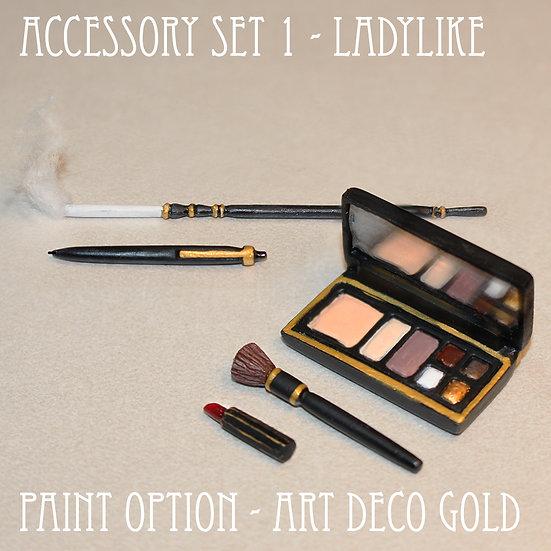 """Accessory Set 1 (""""Lady-Like"""")"""