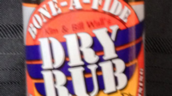 Case of Dry Rub