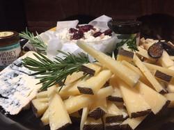 Classic Cheese Board