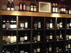 Unique Wine Selection