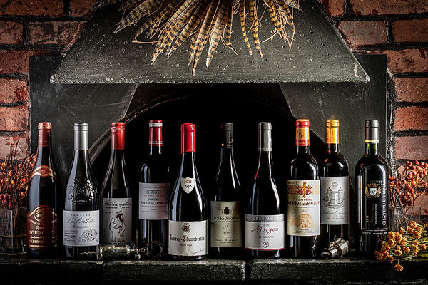 Red Wines from France