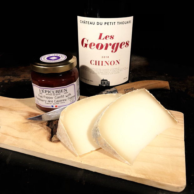 Tomme Chevre - OUT