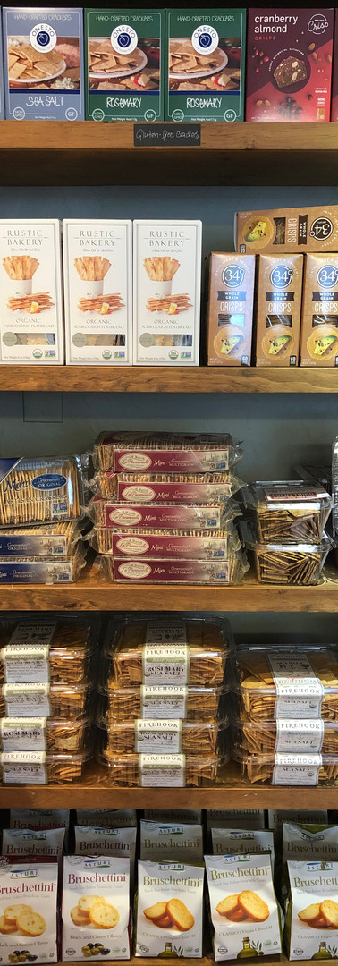 Cracker Shelf