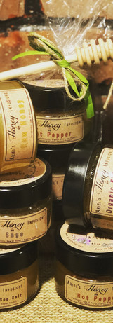 Ariel's Honey Infusions