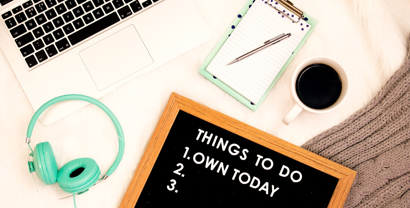 Own your to-do list