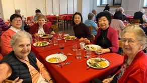 Pre-Christmas Celebration with Our Maryknoll Sisters