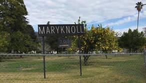 Visit to Maryknoll Sisters at Monrovia, California