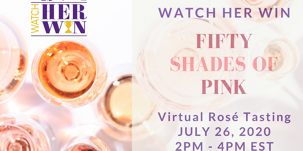 Sip From Your Couch: 50 Shades of Pink