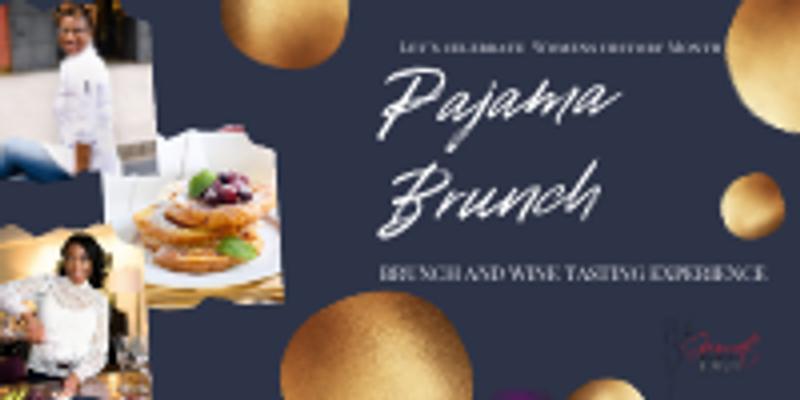 Pajama Brunch + Wine Tasting