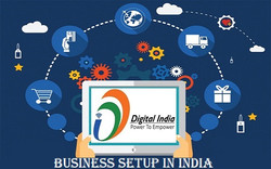 BUSINESS SETUP IN INDIA