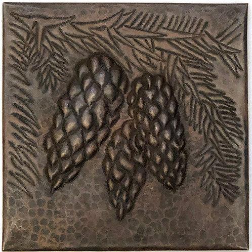 Copper Tile (TL203) 8x8