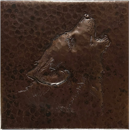 Copper Tile (TL219) Coyote Design