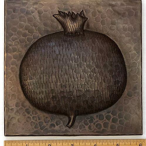 Copper Tile (TL205) 6x6