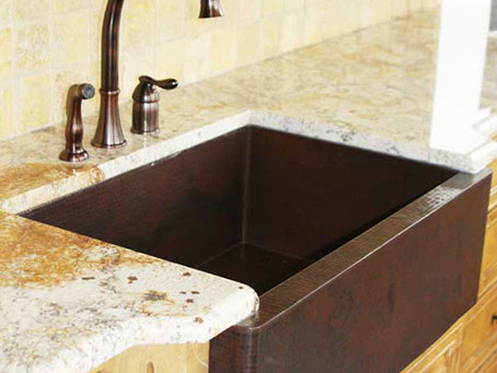 How Will Your Copper Sink Age?