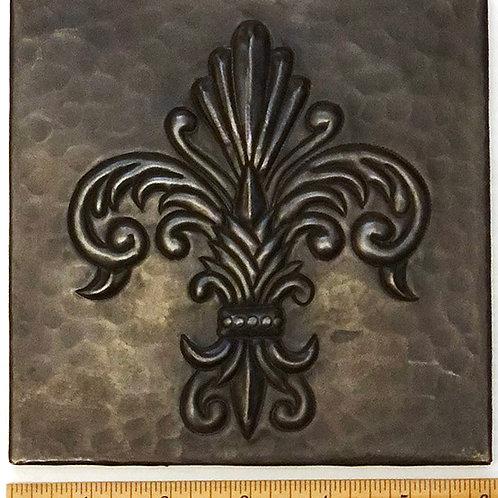 Copper Tile (TL346) 6x6